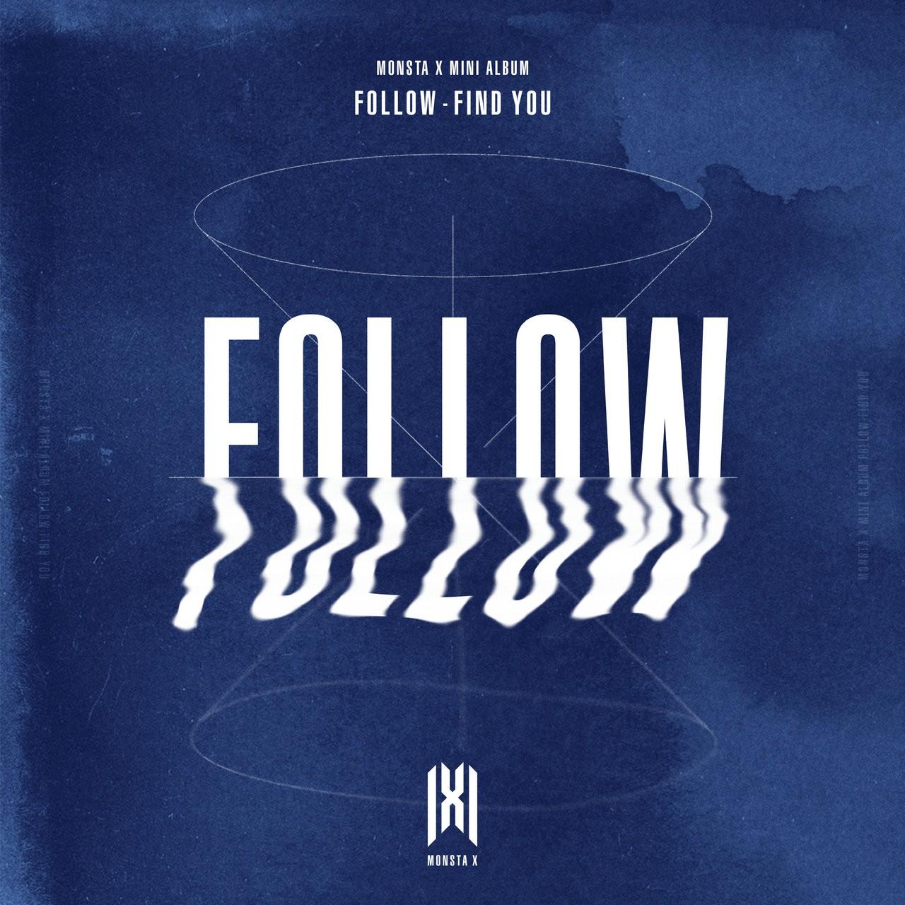 MONSTA X – FOLLOW – FIND YOU [FLAC + MP3 320 / WEB] [2019.10.28]