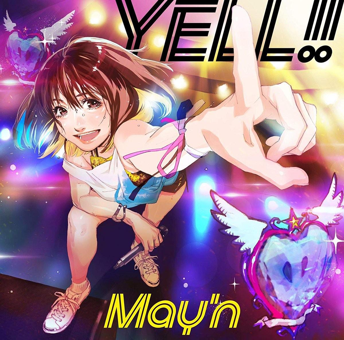 May'n (中林芽依) – YELL!! [Mora FLAC 24bit/48kHz]