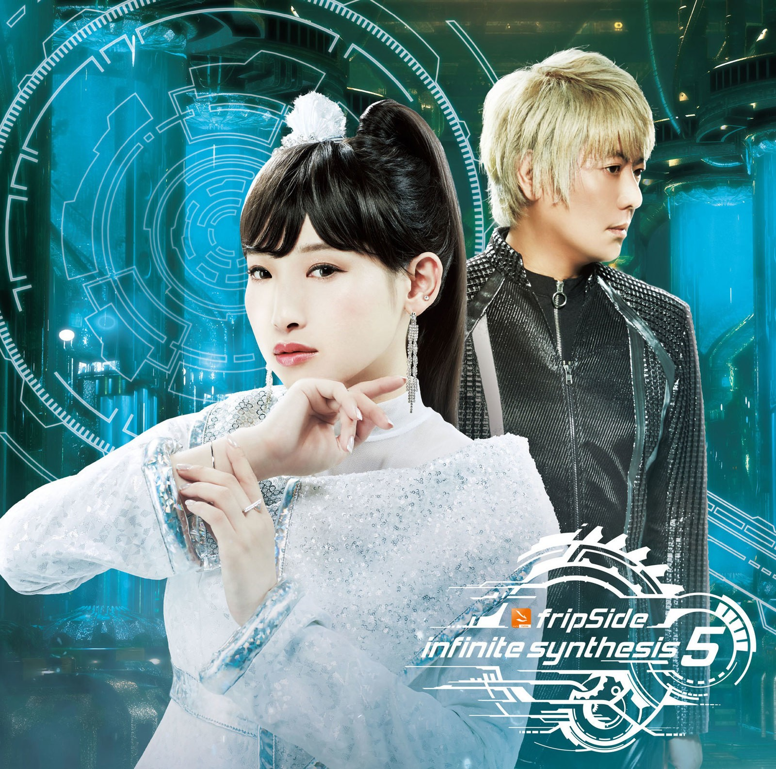 fripSide – infinite synthesis 5 [24bit Lossless + MP3 320 + Blu-ray ISO] [2019.10.30]