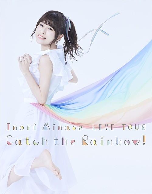 水瀬いのり (Inori Minase) – Inori Minase LIVE TOUR Catch the Rainbow! [MP4 / Blu-ray] [2019.10.23]