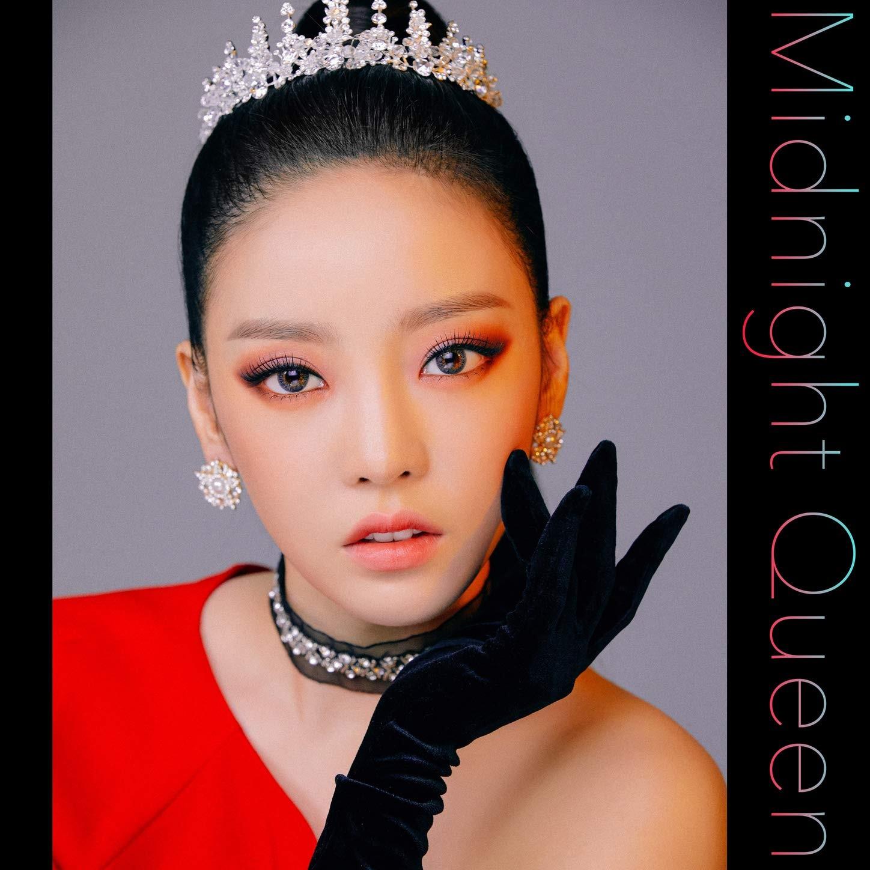 Goo Ha Ra (구하라) – Midnight Queen [FLAC + MP3 320 + DVD ISO] [2019.11.13]