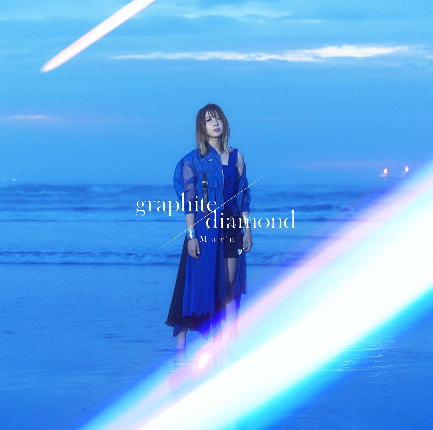 May'n (中林芽依) – graphite/diamond [MP3 320 / CD] [2019.11.20]