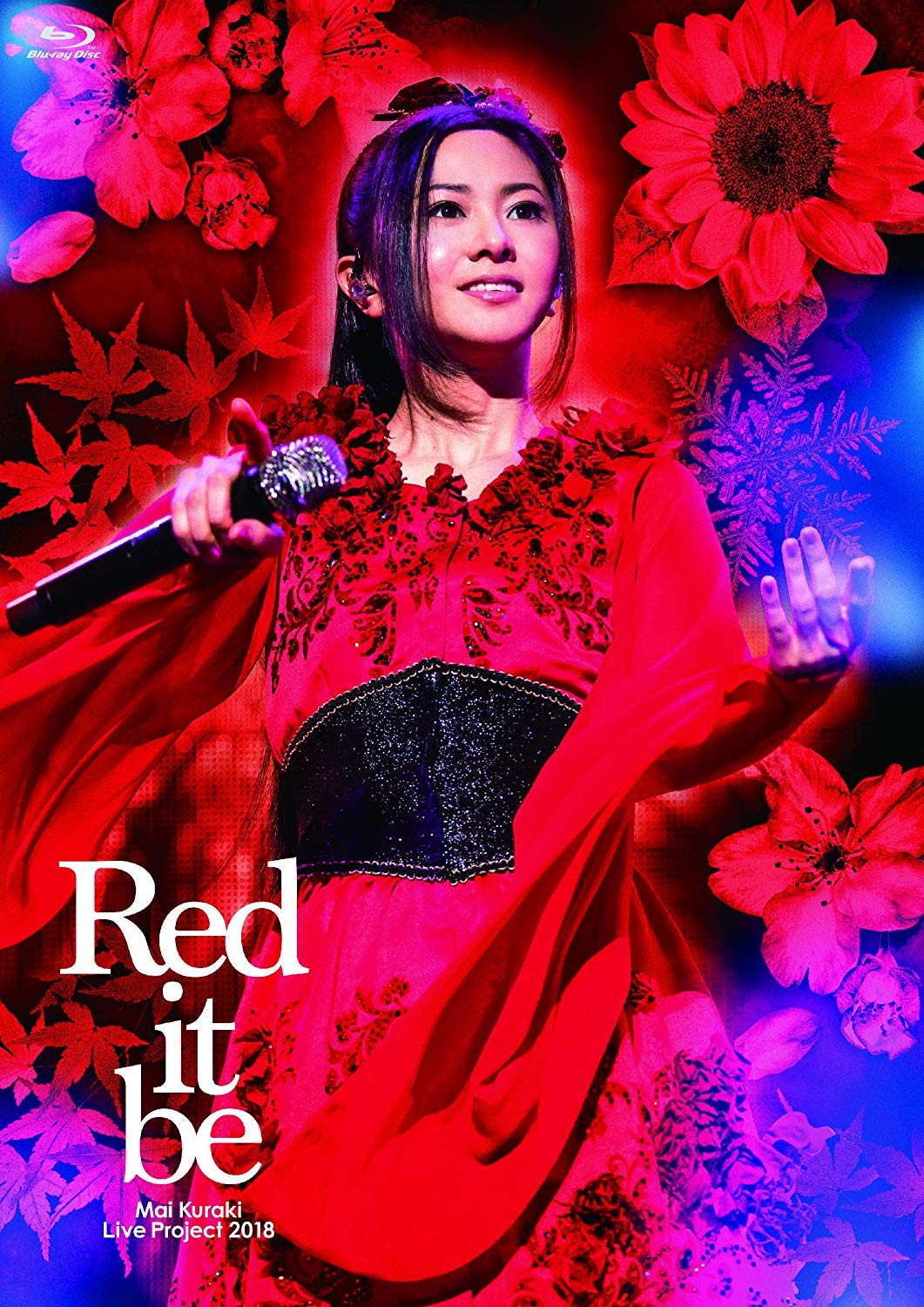 "倉木麻衣 (Mai Kuraki) – Mai Kuraki Live Project 2018 ""Red it be ~君想ふ 春夏秋冬~"" (2019) [Blu-ray ISO + MP4 + FLAC]"