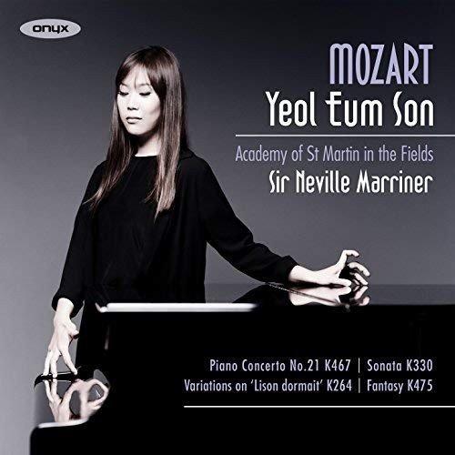 Yeol Eum Son – Mozart [FLAC / 24bit Lossless / WEB] [2018]