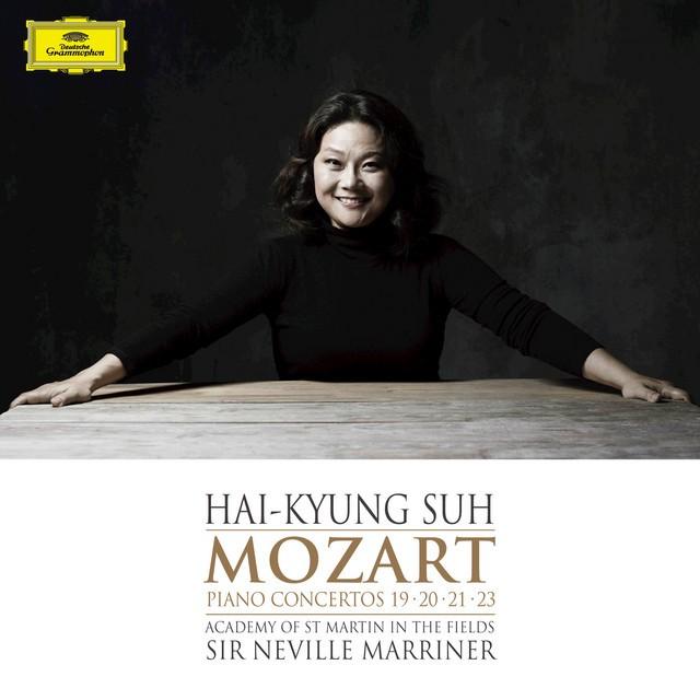 Hai-Kyung Suh – Mozart: Piano Concertos 19∙20∙21∙23 [FLAC / 24bit Lossless / WEB] [2016.06.16]