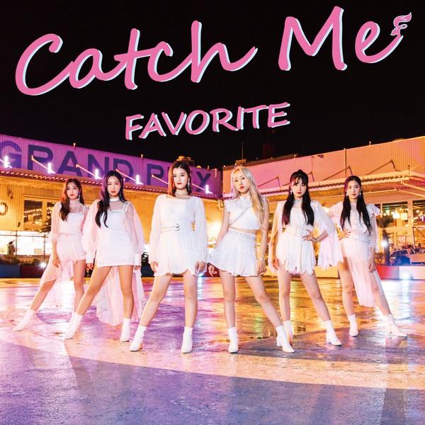 FAVORITE (페이버릿) – Catch Me [FLAC + MP3 320 / WEB] [2019.11.06]