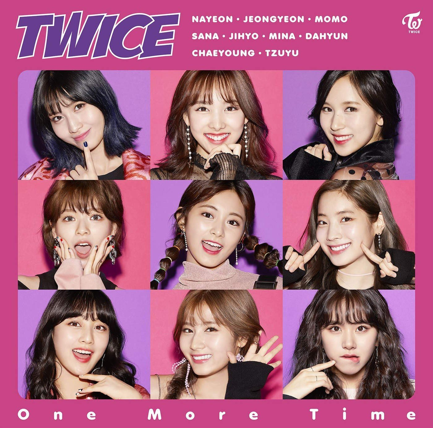 TWICE – One More Time [FLAC / WEB] [2017.10.18]