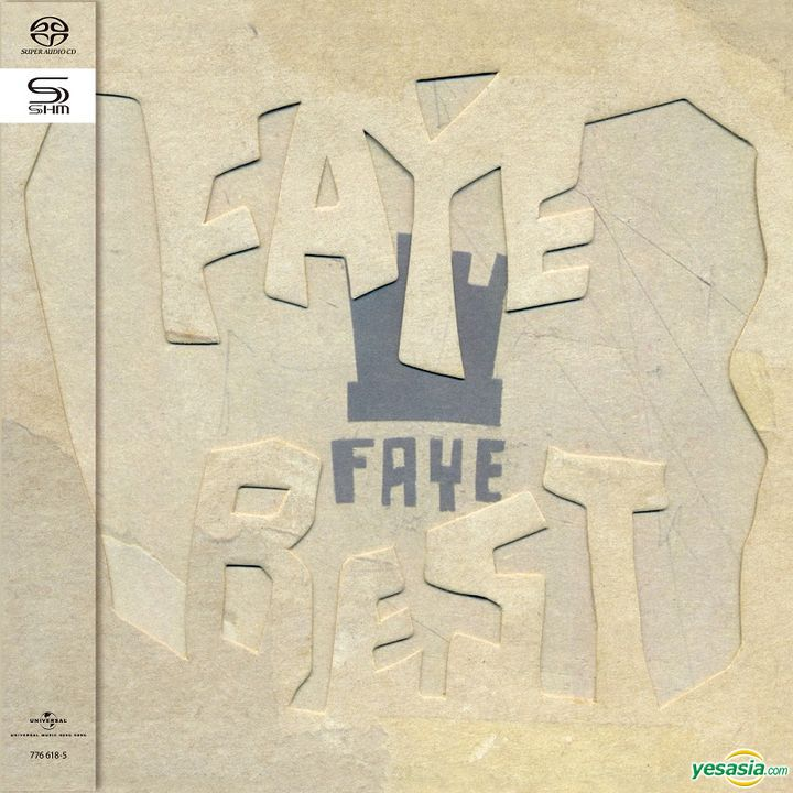 王菲 (Faye Wong) – Faye Best (1994) (SHM-SACD 2019) SACD ISO