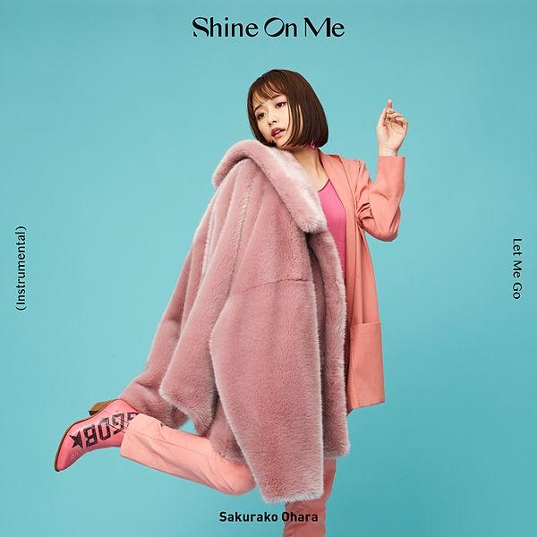大原櫻子 (Sakurako Ohara) – Shine On Me [FLAC / 24bit Lossless / WEB] [2019.12.04]