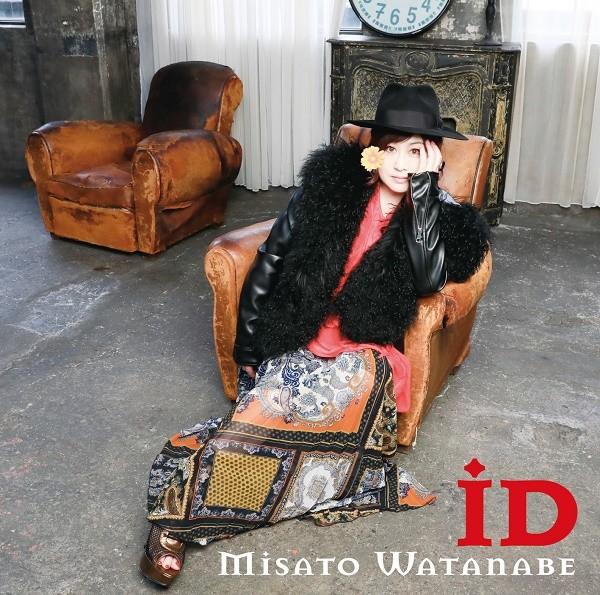 渡辺美里 (Misato Watanabe) – ID [FLAC / 24bit Lossless / WEB] [2019.08.07]