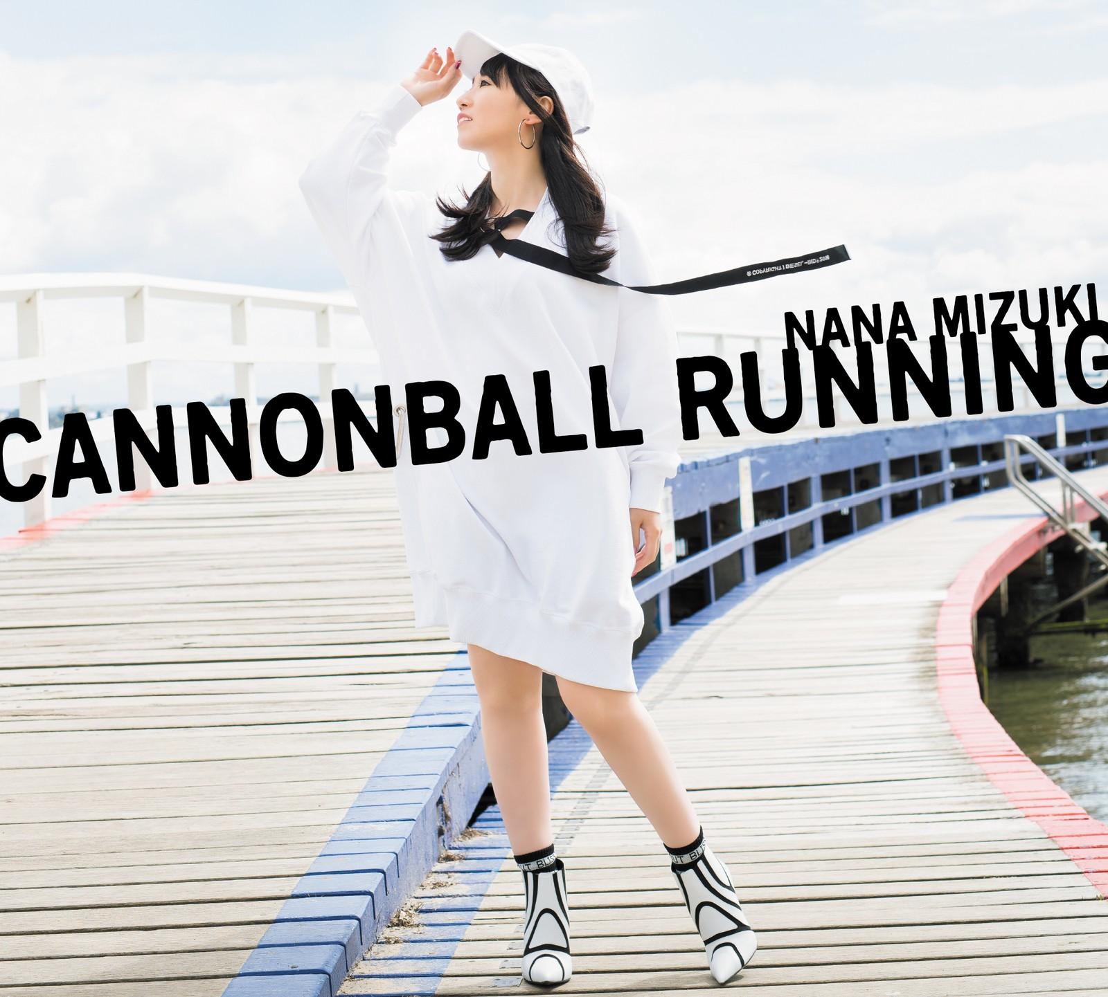 水樹奈々 (Nana Mizuki) – CANNONBALL RUNNING (2019) [FLAC + MP3 320 + Blu-ray ISO]