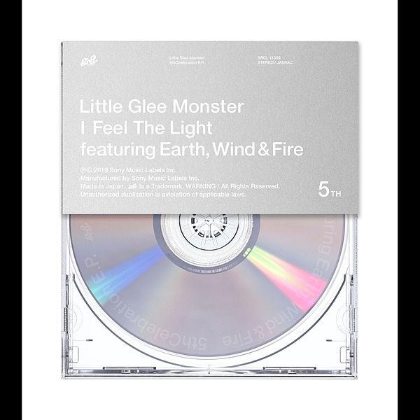 Little Glee Monster – I Feel The Light [FLAC + MP3 320 / WEB] [2019.12.11]