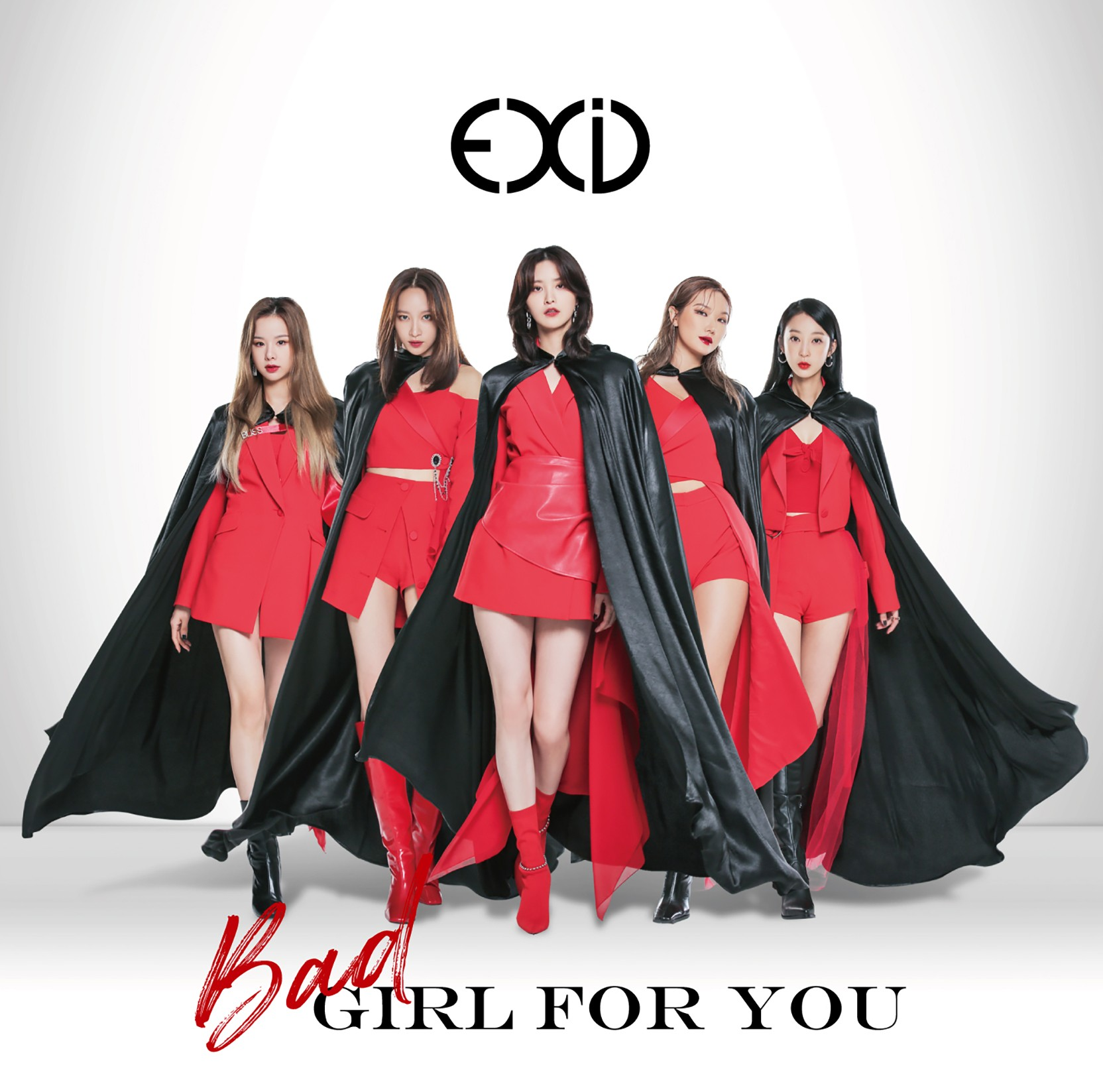 EXID – Bad Girl For You [FLAC + MP3 320 / WEB] [2019.12.25]