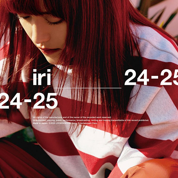 iri – 24-25 [FLAC + MP3 320 / WEB] [2020.01.22]
