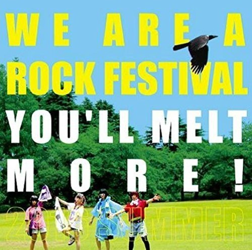 You'll Melt More! (ゆるめるモ!) – WE ARE A ROCK FESTIVAL [FLAC / 24bit Lossless / WEB] [2016.07.13]
