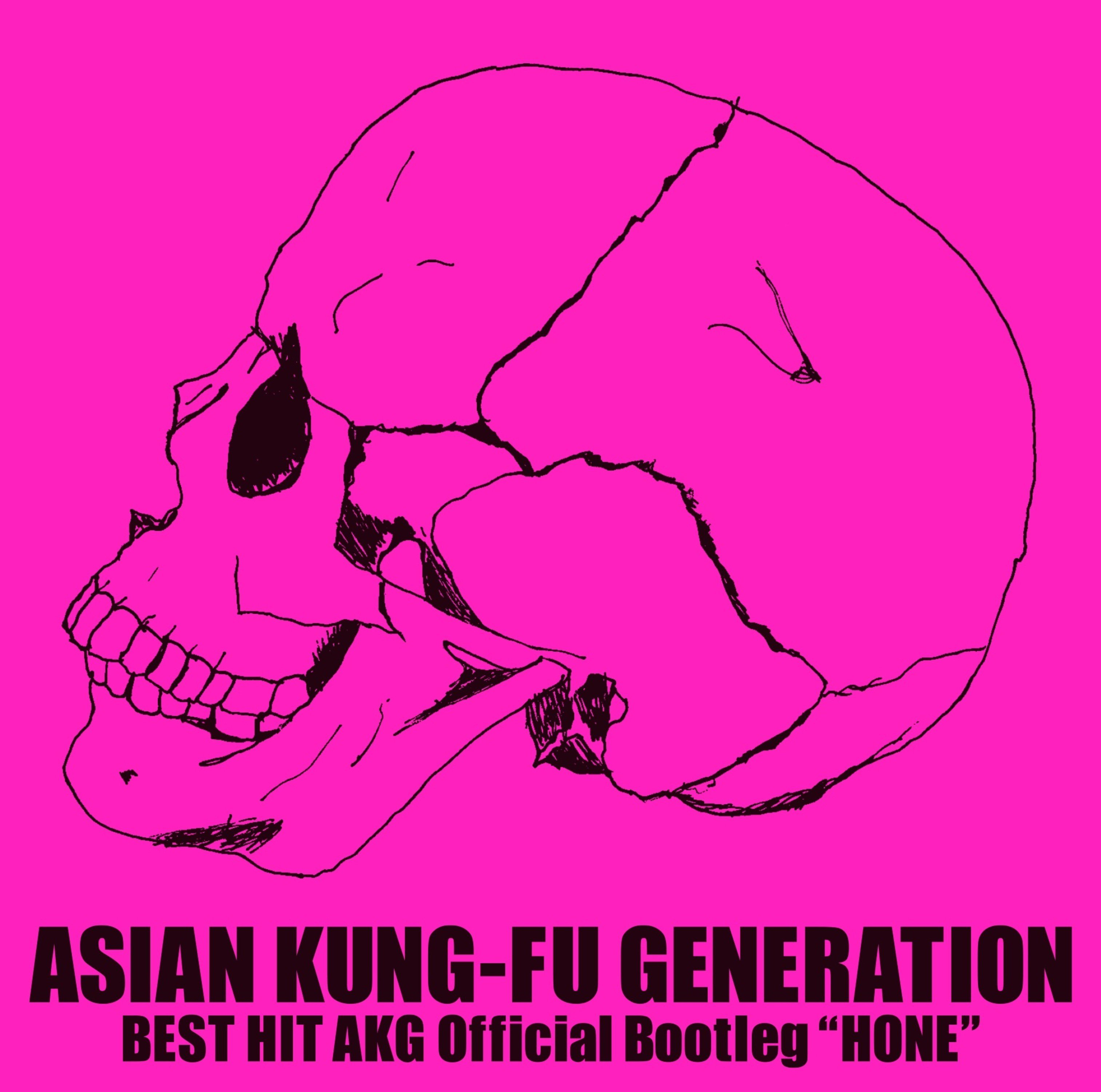 "ASIAN KUNG-FU GENERATION – BEST HIT AKG Official Bootleg ""HONE"" [FLAC / 24bit Lossless / WEB] [2018.03.28]"