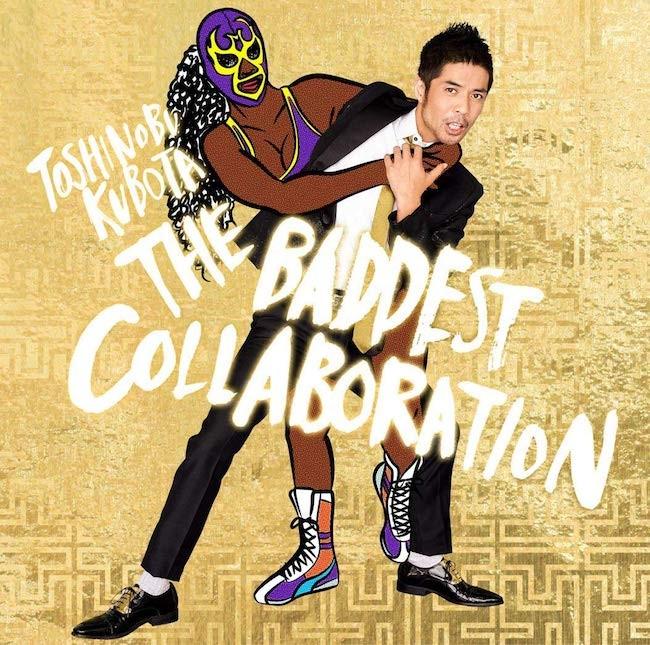 久保田利伸 (Toshinobu Kubota) – THE BADDEST ~Collaboration~ [FLAC / 24bit Lossless / WEB]  [2016.11.23]