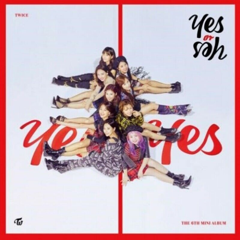 TWICE – YES or YES [FLAC / 24bit Lossless / WEB] [2018.11.05]