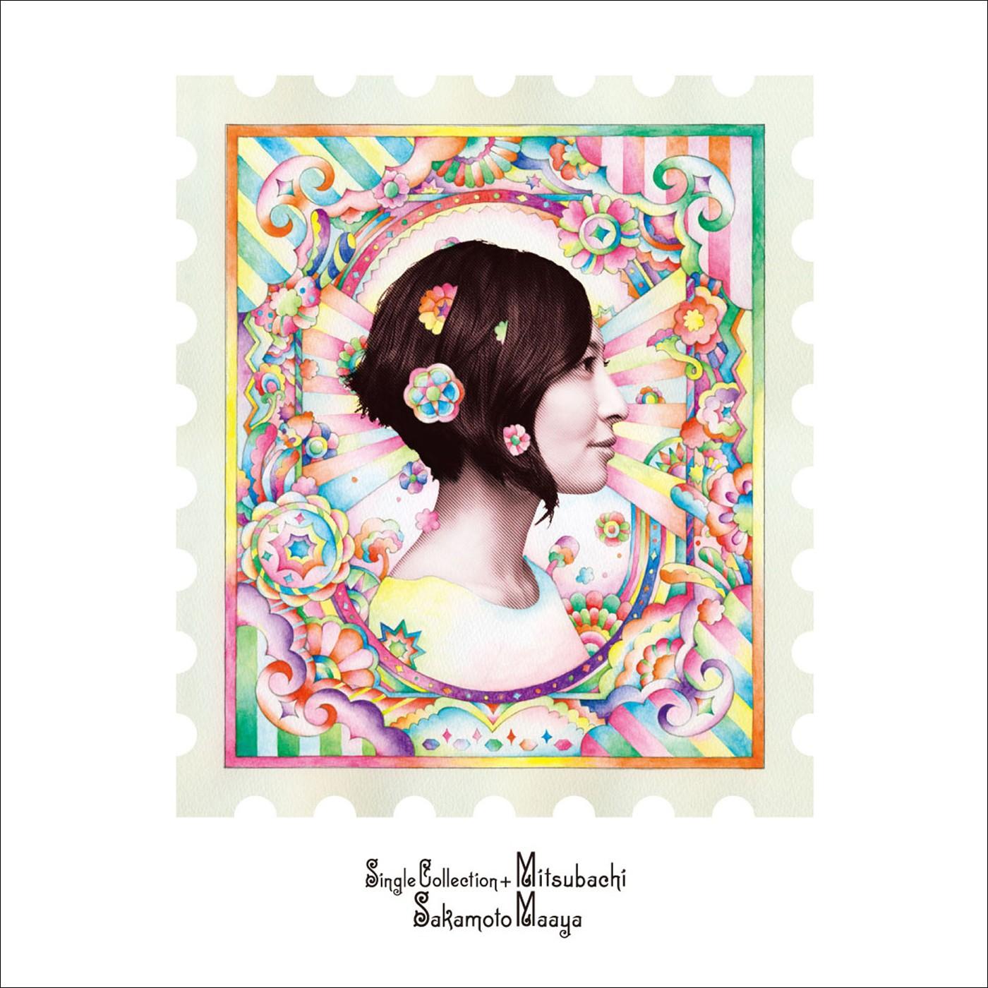 坂本真綾 (Maaya Sakamoto) – シングルコレクション+ ミツバチ (Single Collection+ Mitsubachi) [Mora FLAC 24bit/96kHz]