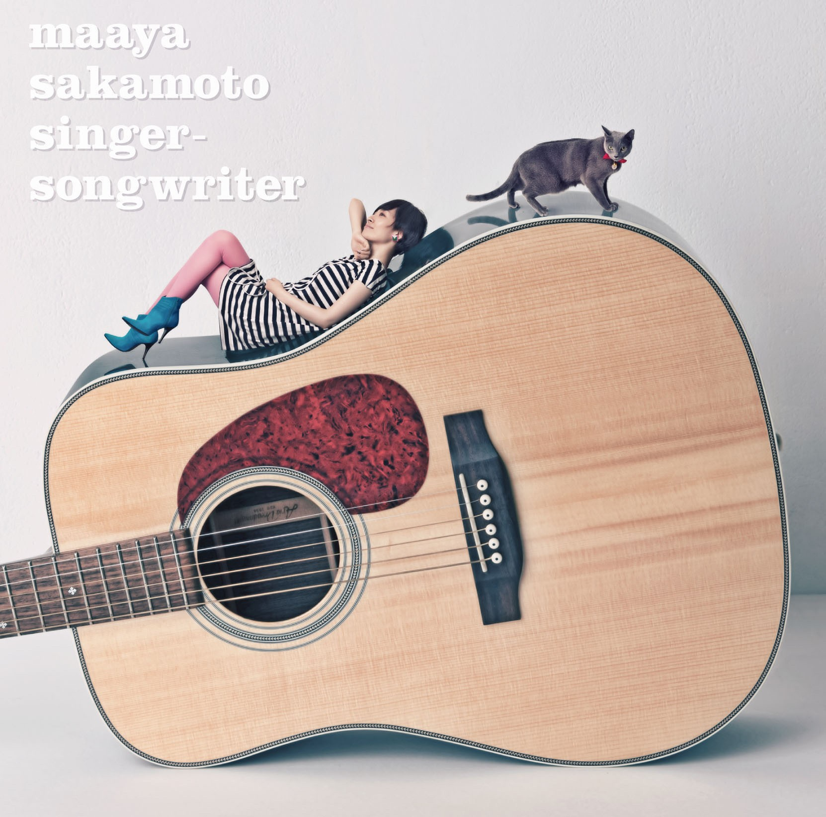 坂本真綾 (Maaya Sakamoto) – シンガーソングライター (Singer-Songwriter) [Mora FLAC 24bit/96kHz]