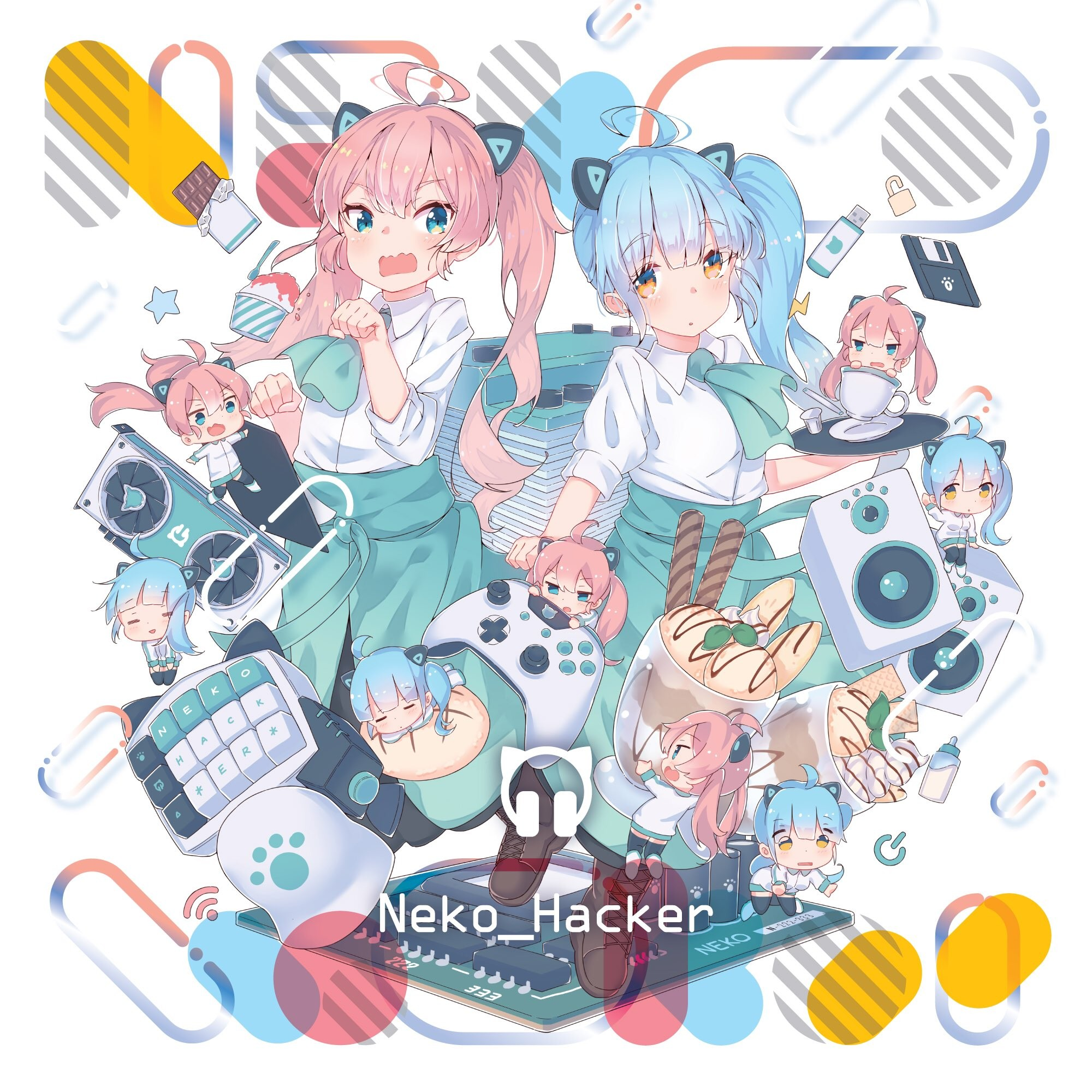 Neko Hacker – Neko Hacker [Mora FLAC 24bit/192kHz]