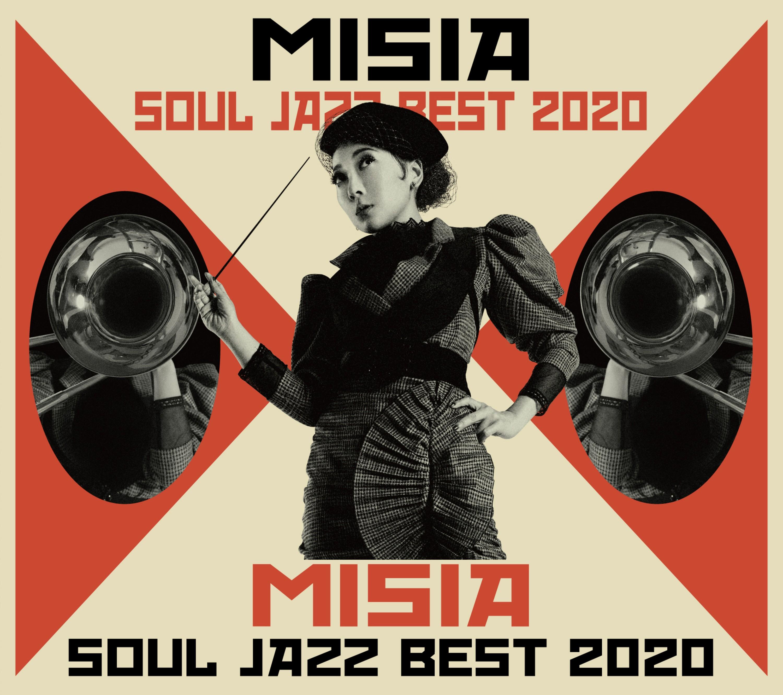 MISIA – MISIA SOUL JAZZ BEST 2020 [FLAC 24bit/44,1kHz]