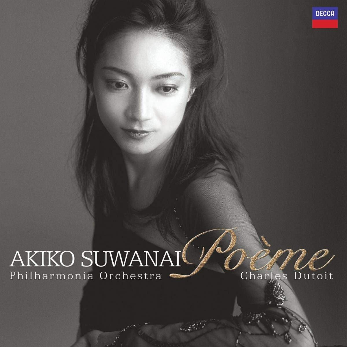諏訪内晶子 (Akiko Suwanai) – 詩曲 Poeme [e-Onkyo FLAC 24bit/192kHz + SACD DFF]