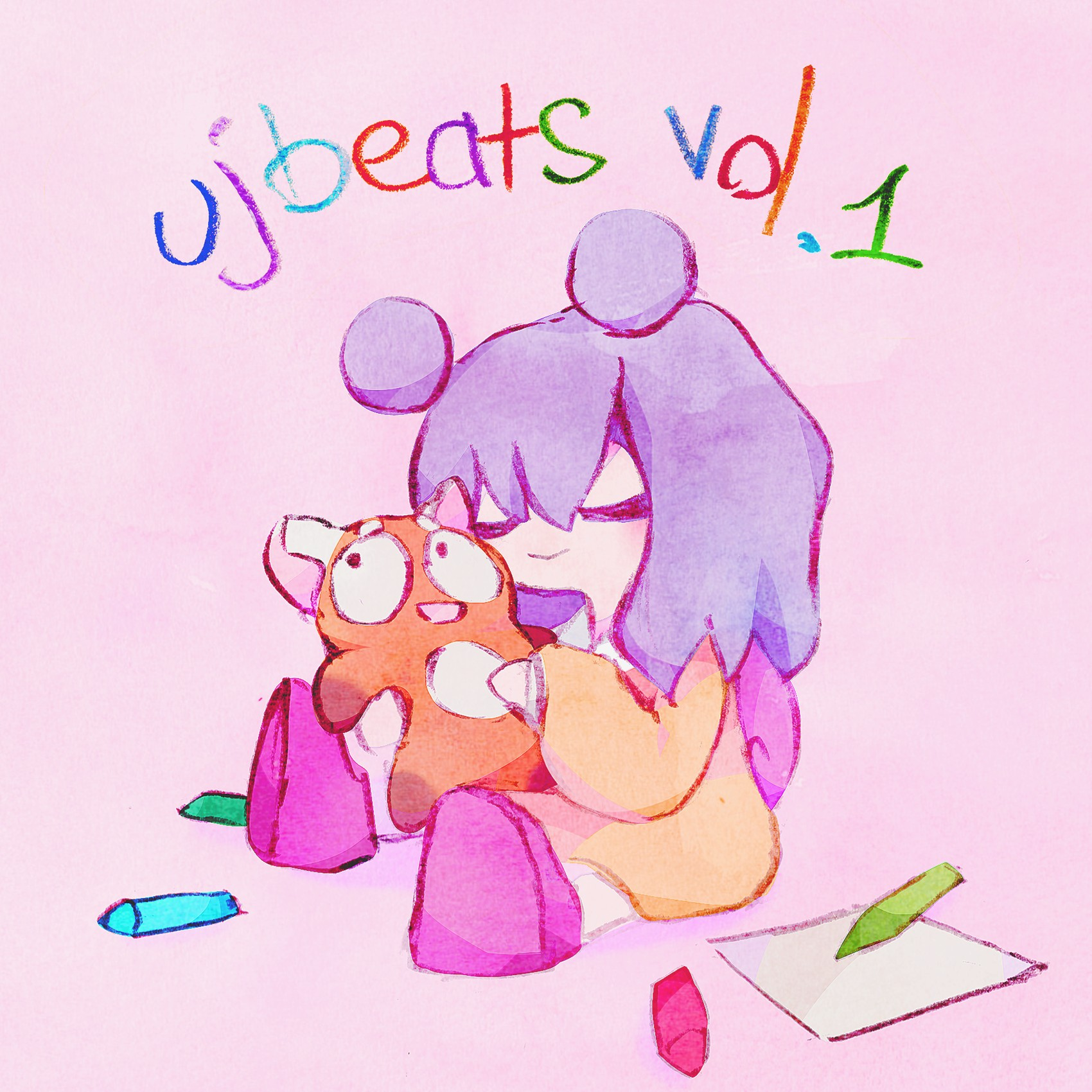 Ujico*/Snail's House – ujbeats vol.1 [FLAC + MP3 320 / WEB] [2020.03.31]