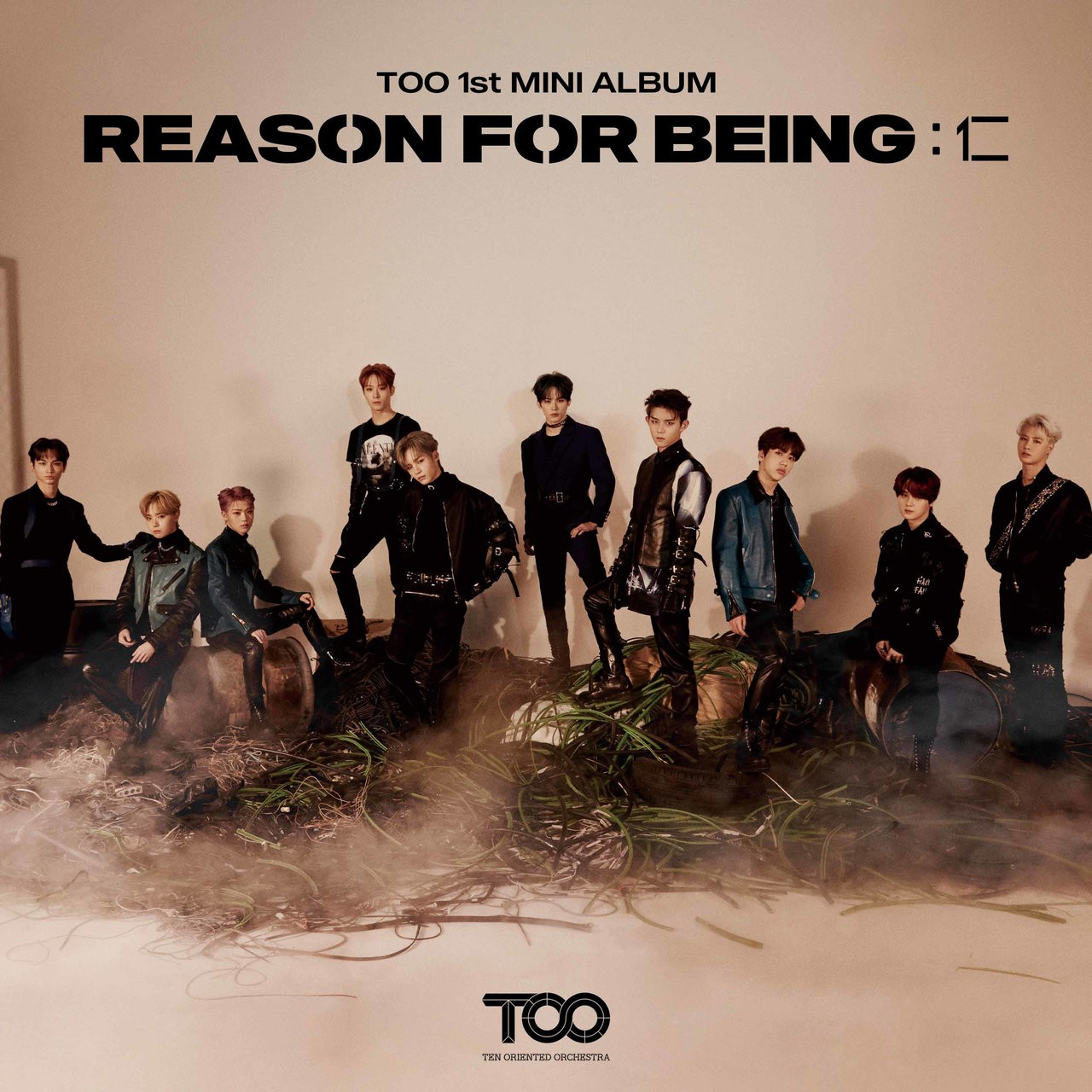 TEN ORIENTED ORCHESTRA (티오오) –  REASON FOR BEING : 인(仁) [FLAC + MP3 320 / WEB] [2020.04.01]