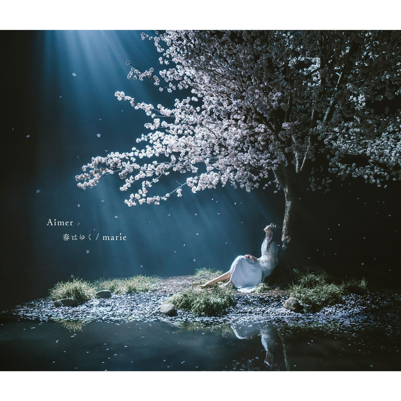 Aimer – 春はゆく / marie [FLAC + MP3 320 + DVD ISO] [2020.03.25]