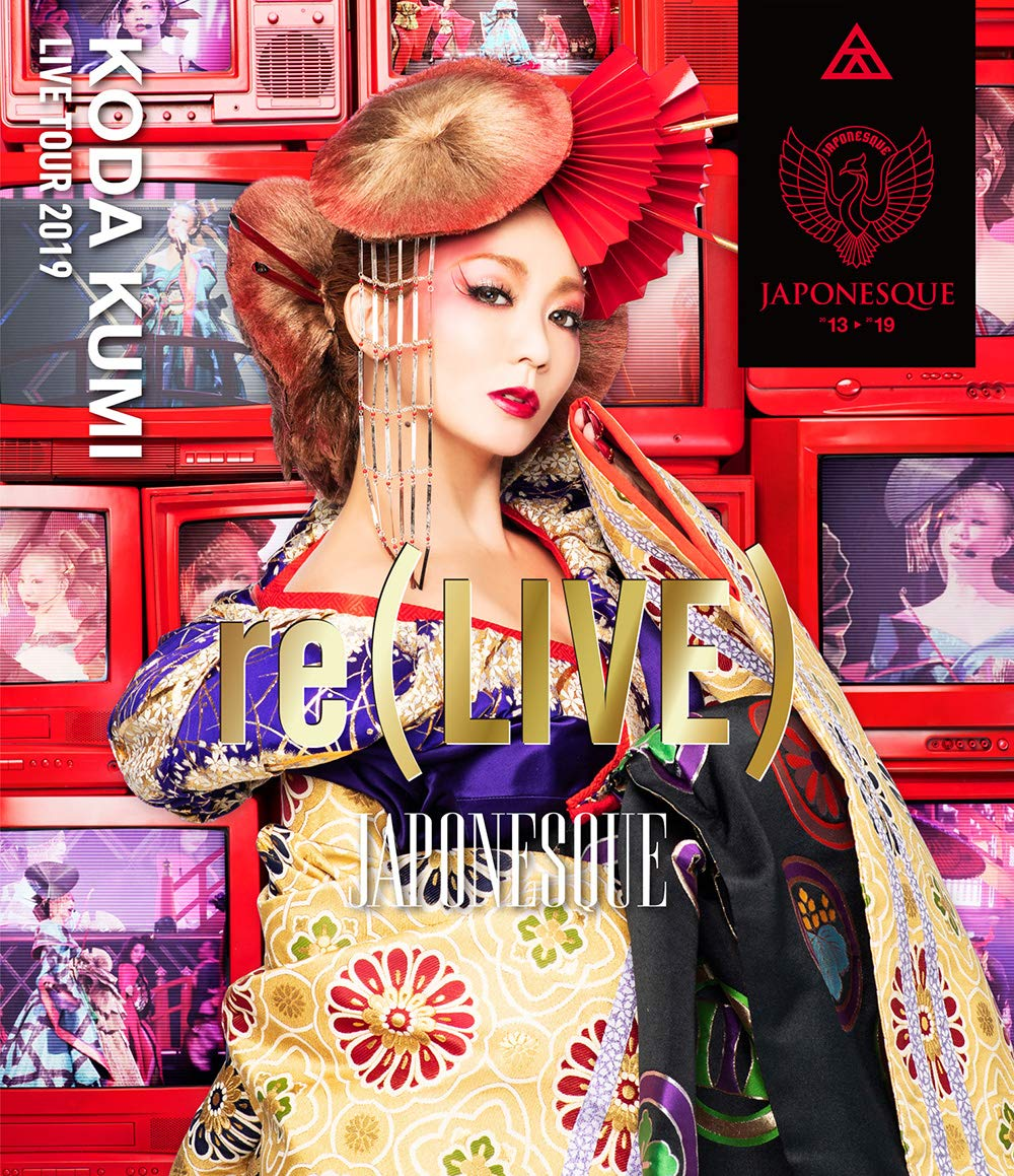 倖田來未 (Koda Kumi) – Koda Kumi Live Tour 2019 re(LIVE) ~JAPONESQUE~ [2020.03.11] [Blu-ray ISO]