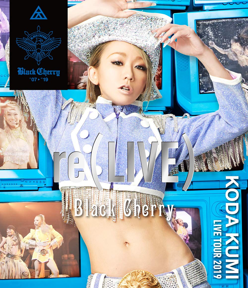 倖田來未 (Koda Kumi) – Koda Kumi Live Tour 2019 re(LIVE) ~Black Cherry~ (2020) [Blu-ray ISO]