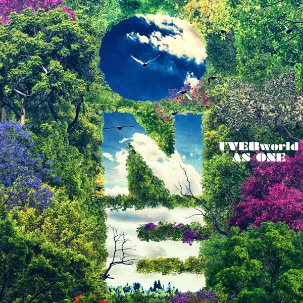 UVERworld – AS ONE [FLAC + AAC 256 / WEB] [2020.03.04]