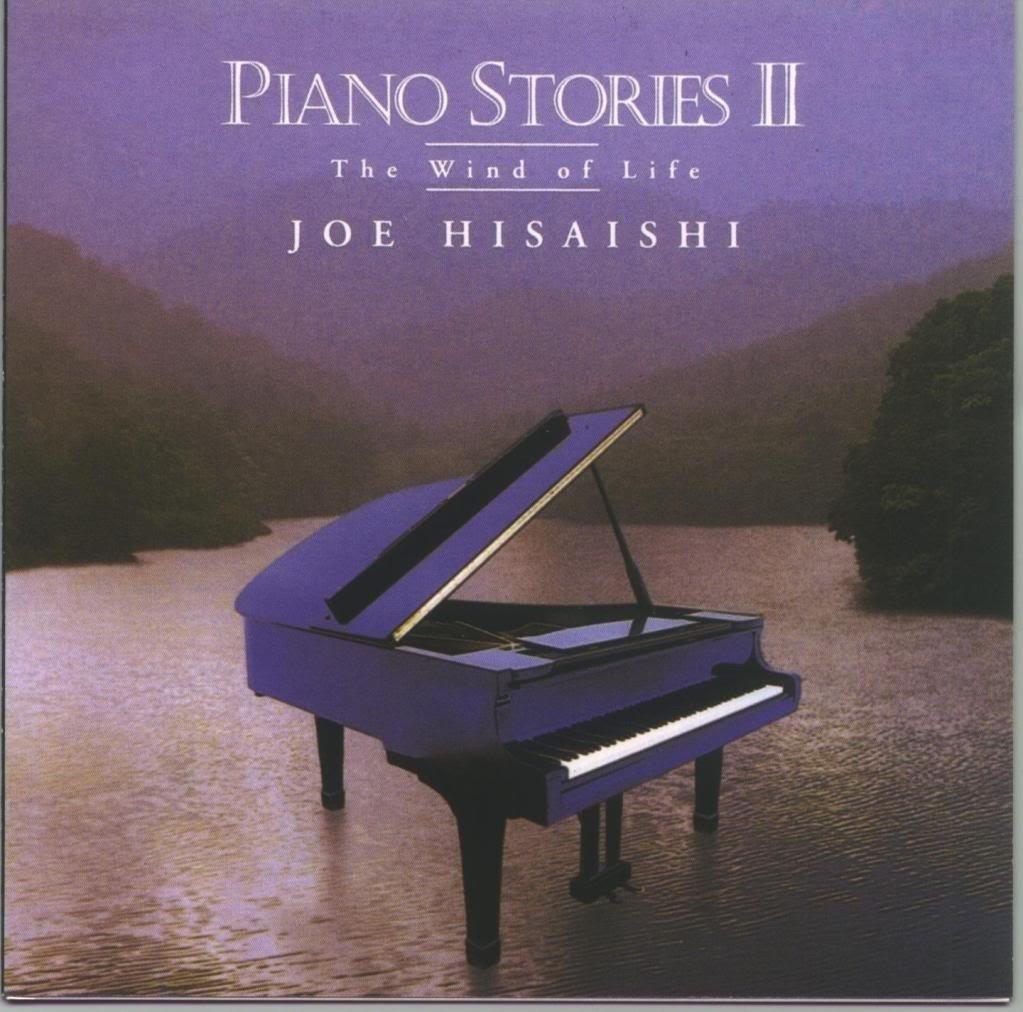 久石譲 (Joe Hisaishi) – Piano Stories II – The Wind of Life [FLAC / 24bit Lossless / WEB] [1996.10.25]