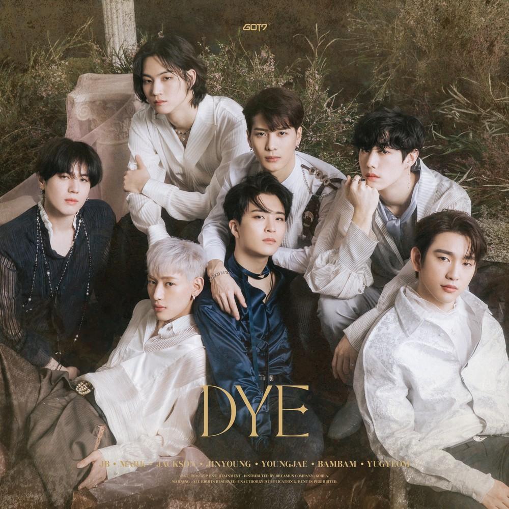 GOT7 (갓세븐) – DYE [FLAC + MP3 320 / CD] [2020.04.20]