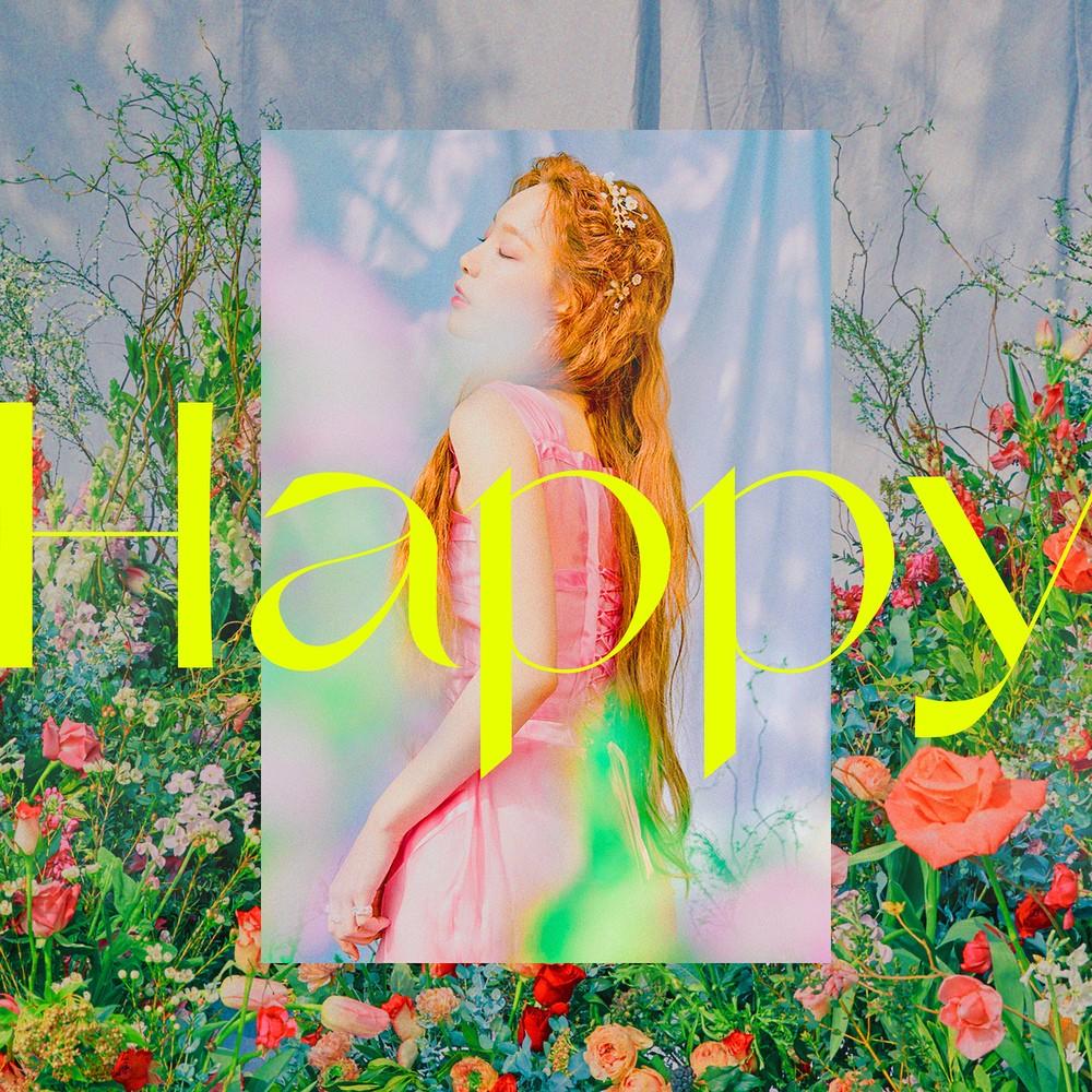 Taeyeon (태연) – Happy [FLAC + MP3 320 / WEB] [2020.05.04]
