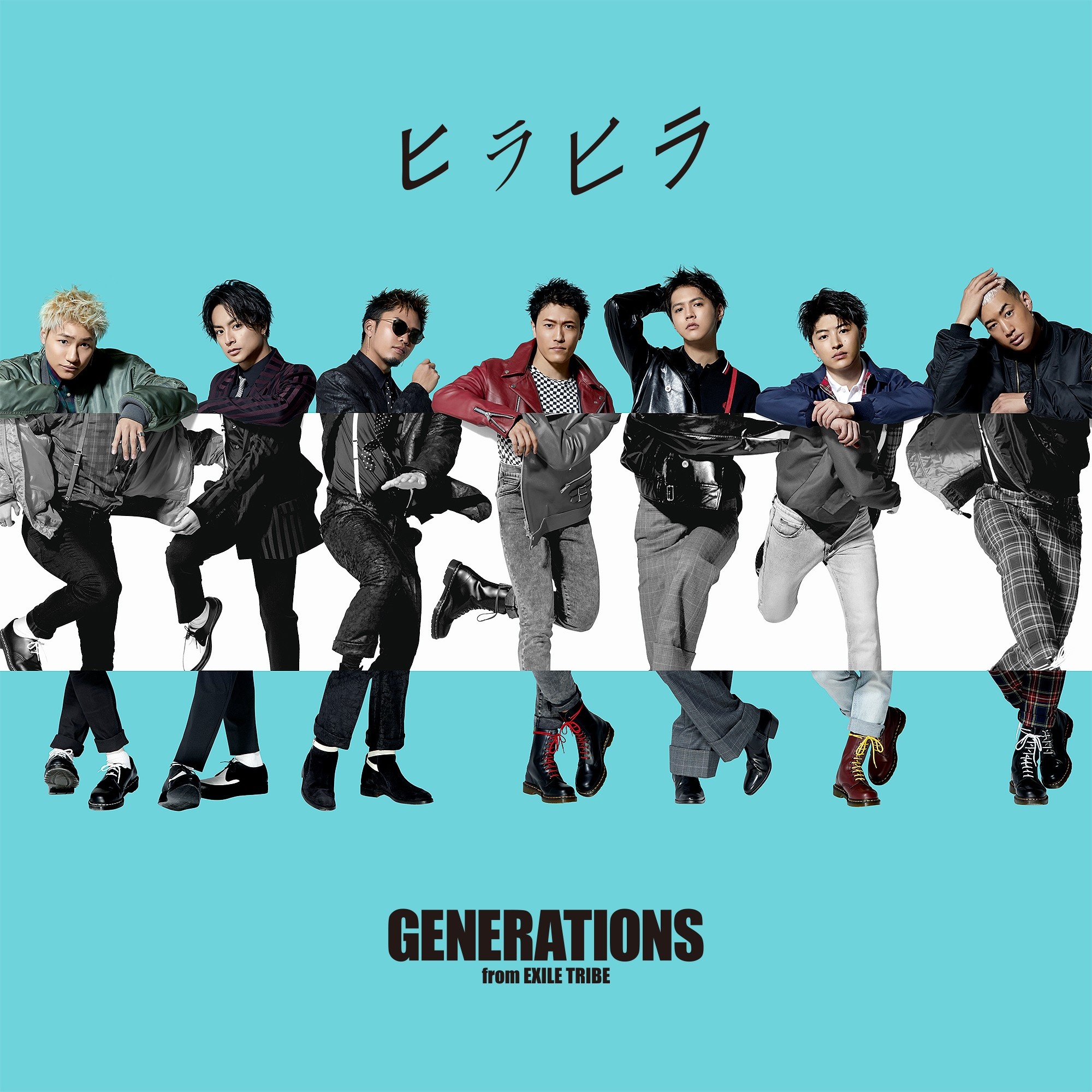 GENERATIONS from EXILE TRIBE – ヒラヒラ [FLAC / 24bit Lossless / WEB] [2020.04.15]