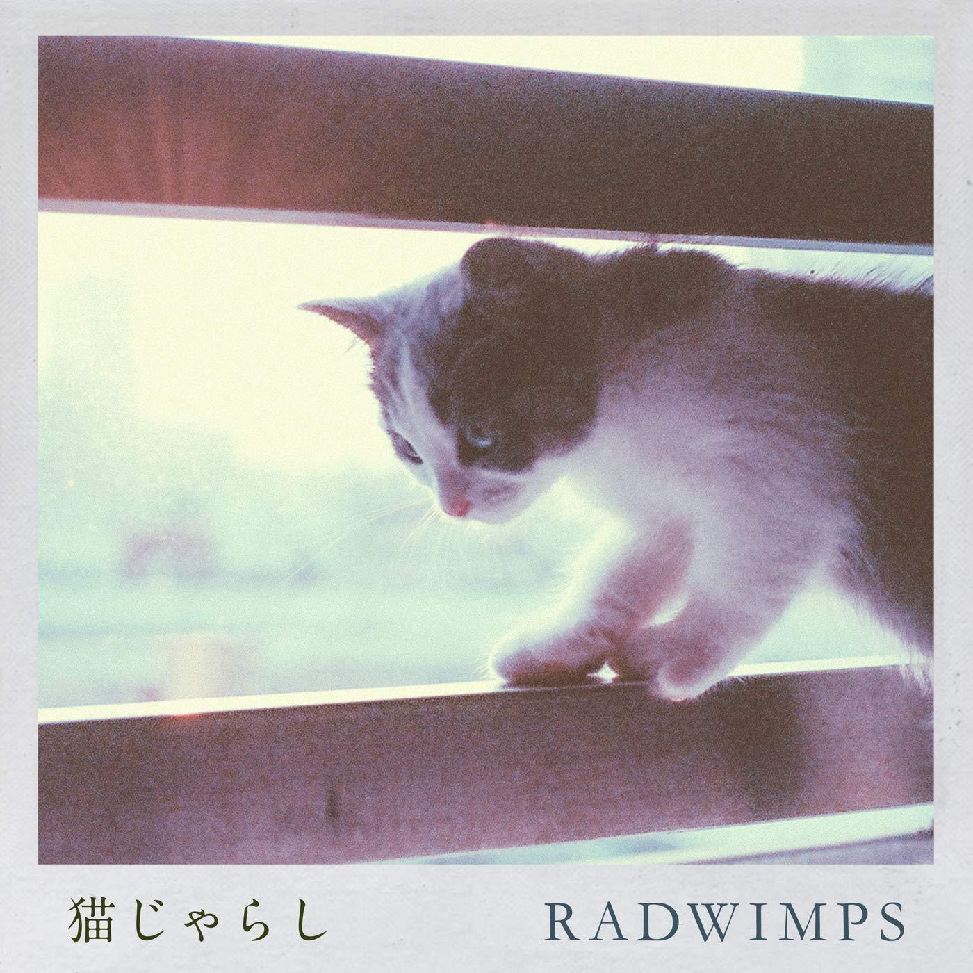 RADWIMPS – 猫じゃらし [24bit Lossless + MP3 320 / WEB] [2020.04.06]