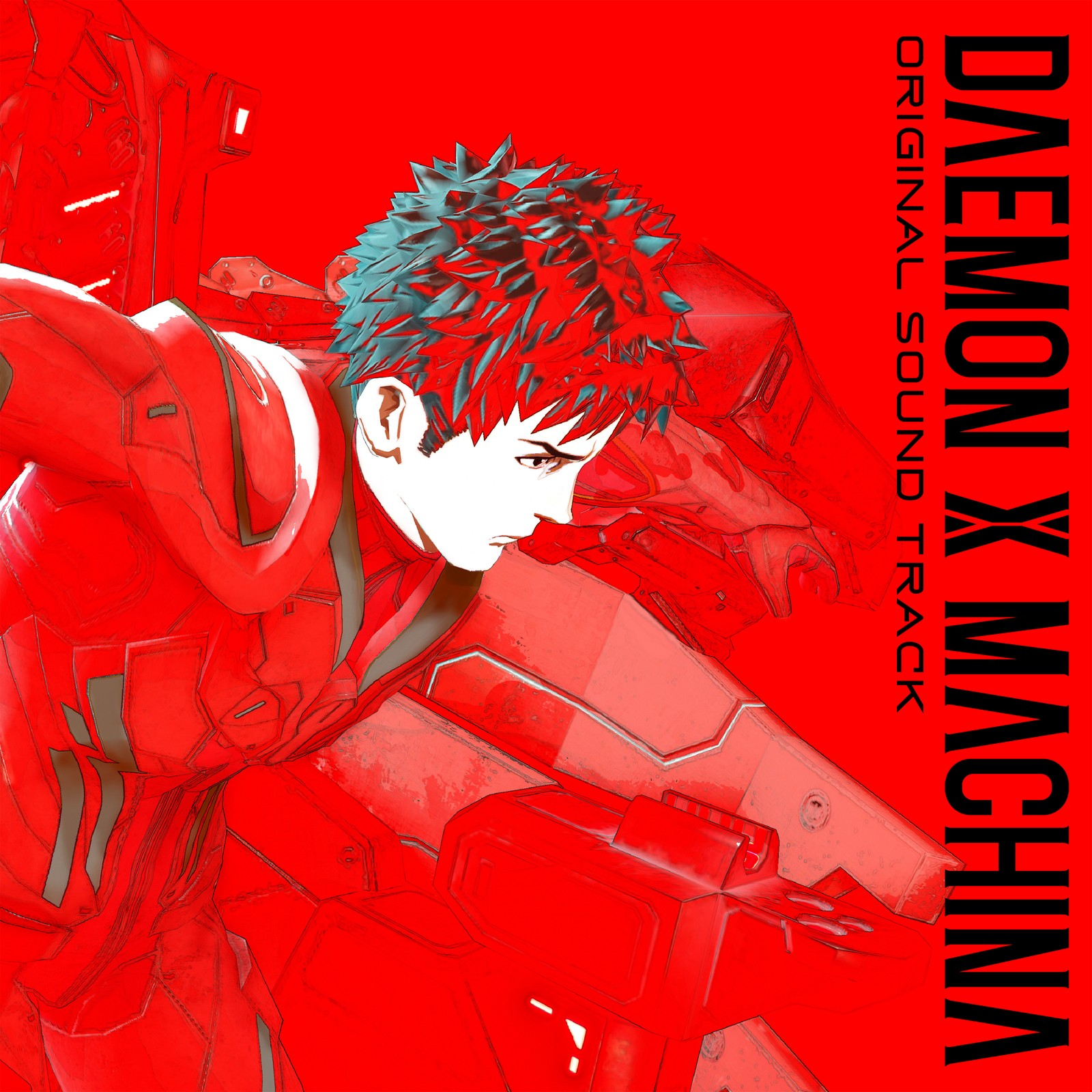 VA – DAEMON X MACHINA Original Soundtrack [Ototoy FLAC 24bit/96kHz]