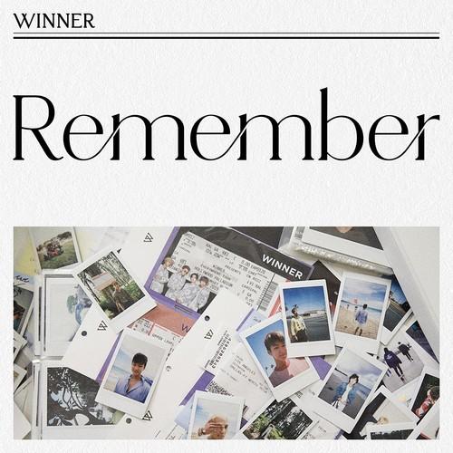 WINNER (위너) – Remember [FLAC + MP3 320 / WEB] [2020.04.09]