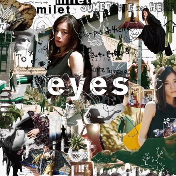 milet – eyes [24bit Lossless + MP3 320 / WEB] [2020.06.03]