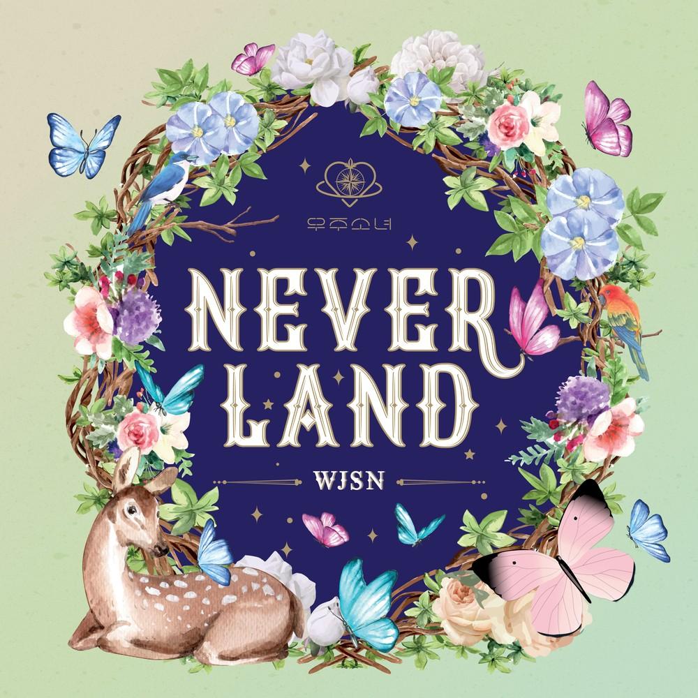 WJSN (우주소녀) – Neverland [24bit Lossless + MP3 320 / WEB] [2020.06.09]