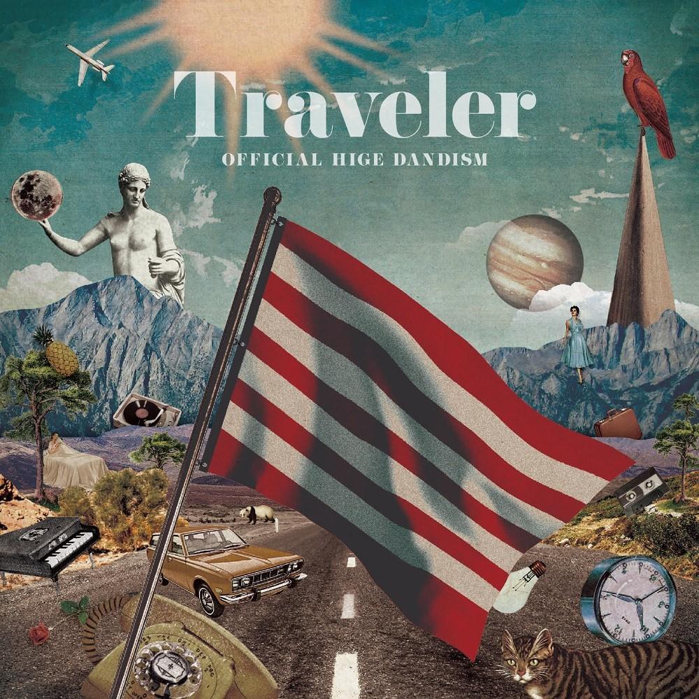 Official髭男dism – Traveler [FLAC / 24bit Lossless / WEB] [2019.10.09]