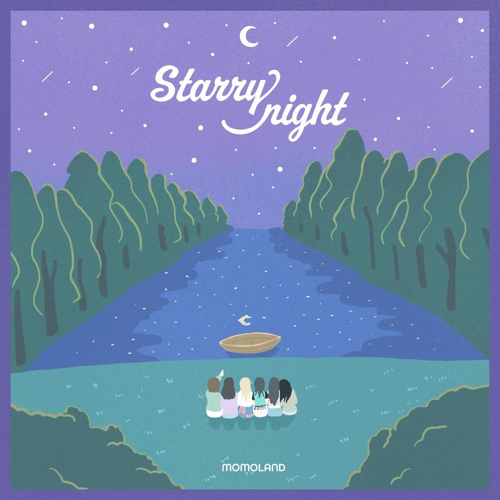MOMOLAND – Starry Night [FLAC + MP3 320 / WEB] [2020.06.11]