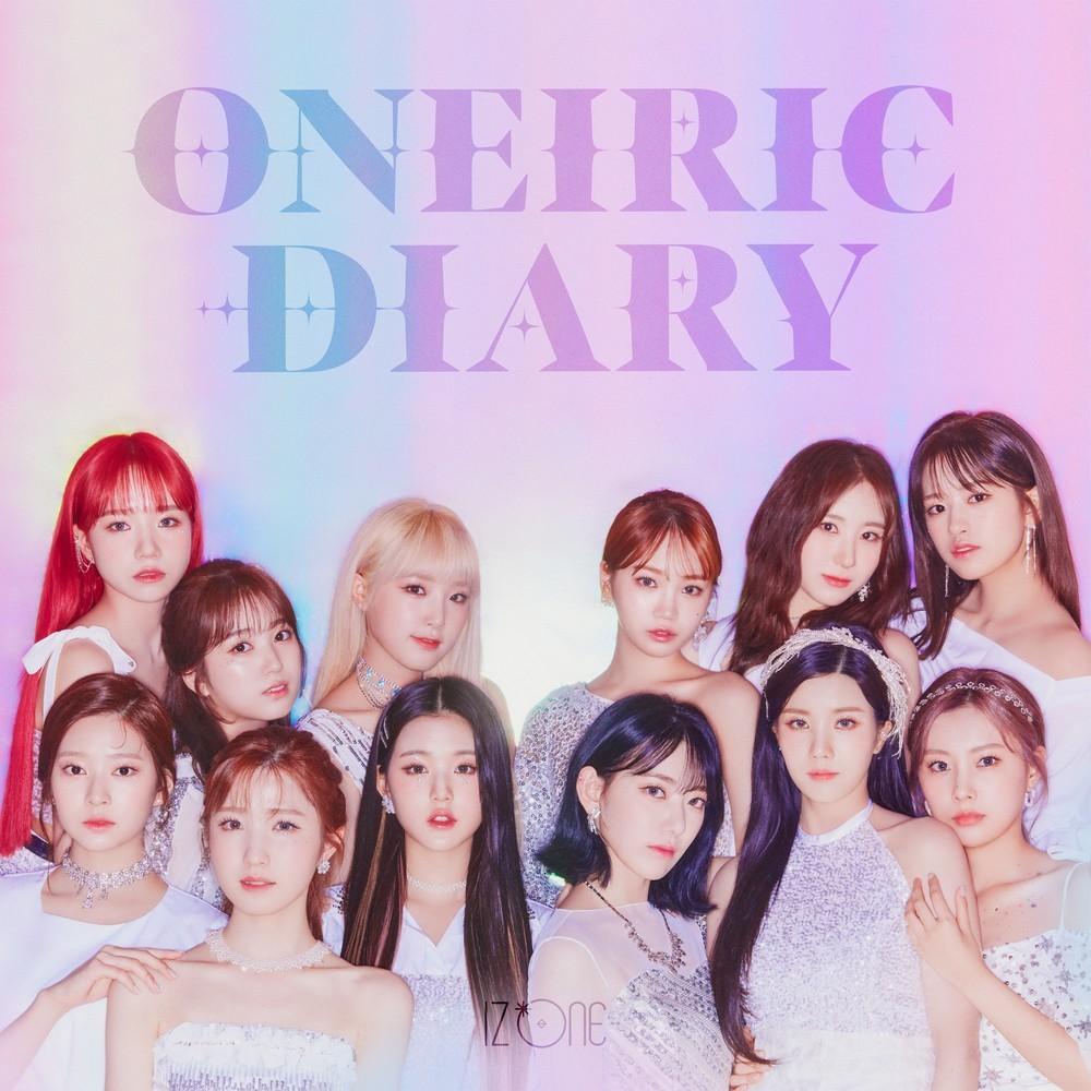 IZ*ONE – Oneiric Diary [24bit Lossless + MP3 320 / WEB] [2020.06.15]