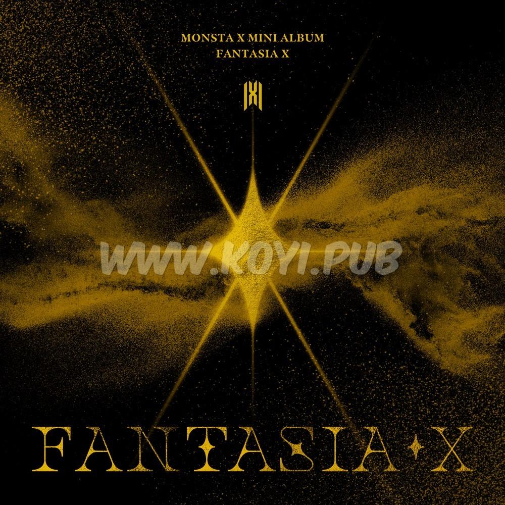 MONSTA X – Fantasia X [24bit Lossless + MP3 320] [2020.05.26]
