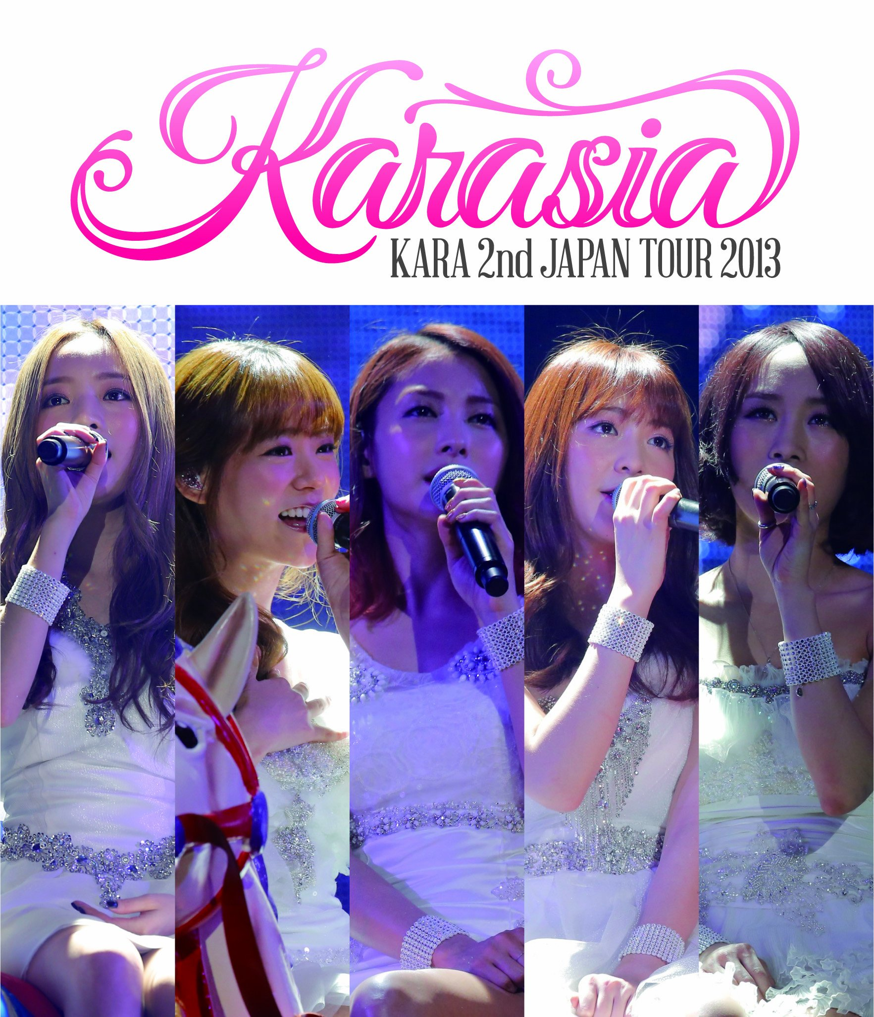 KARA Karasia 2nd Japan Tour 2013 BluRay 1080p Flac 2.0 x265 10bit