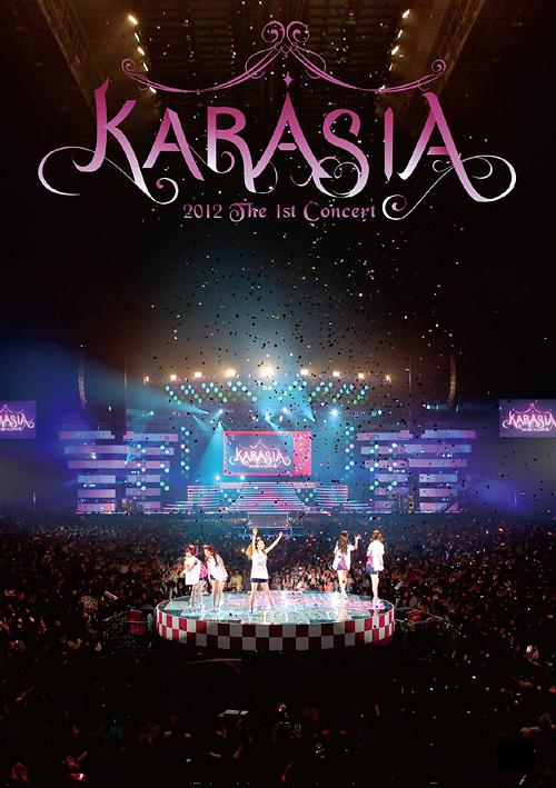 KARA KARASIA The 1st Japan Tour 2012 BluRay 1080p Flac 2.0 x265 10bit