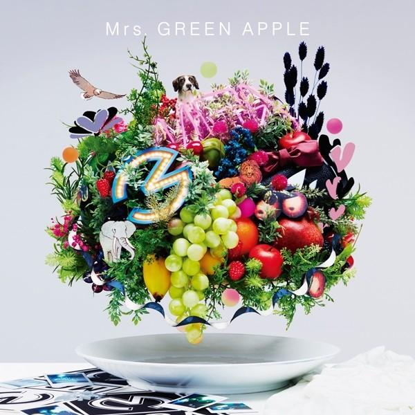 Mrs. GREEN APPLE – アボイドノート [FLAC + AAC 256 / WEB] [2020.05.27]
