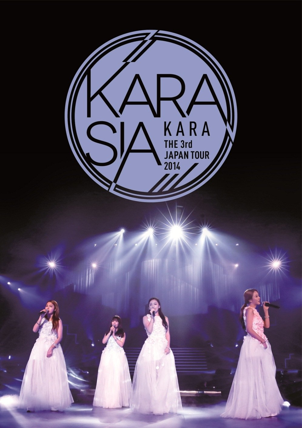 KARA Karasia 3rd Japan Tour 2014 BluRay 1080p Flac 2.0 x265 10bit